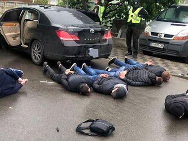 Поліція про стрілянину в Броварах: не поділили пасажирів