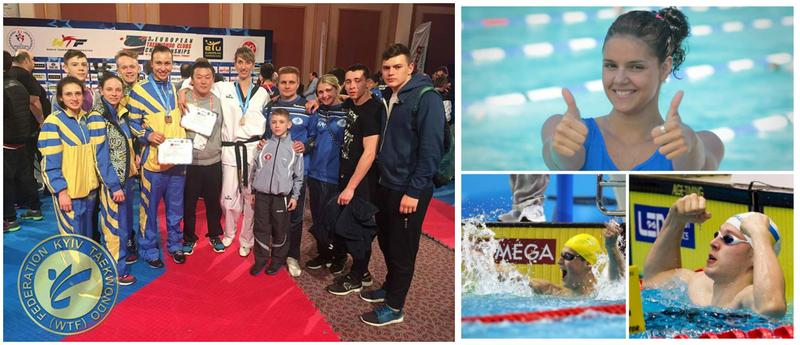Україна: кілька останніх новин спорту