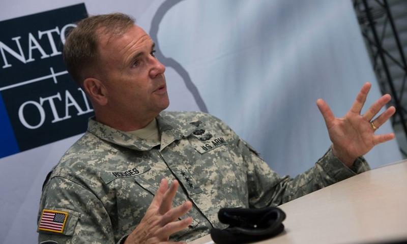 Американський генерал розповів, якуникнути прямого російського вторгнення вУкраїну