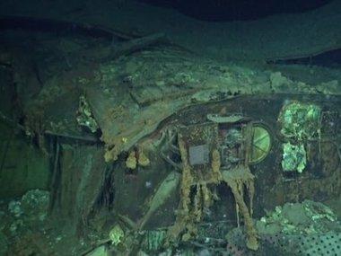 На дні Тихого океану виявили американський авіаносець часів Другої світової