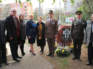 В угорському місті встановили пам'ятний знак жертвам Голодомору в Україні