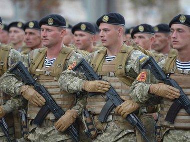 Порошенко: День морської піхоти в Україні будуть святкувати 23 травня