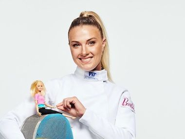 Українка Ольга Харлан отримала персональну копію ляльки Barbie