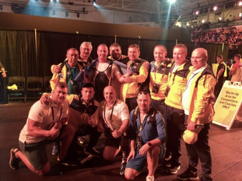 Ігри Нескорених 2017: вУкраїни нові медалі