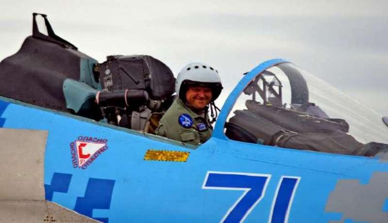 Український льотчик показав найкращий пілотаж на авіашоу у Польщі