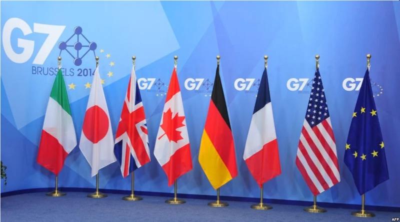 G7 urges Ukraine to abolish e-declaration for anti-corruption
