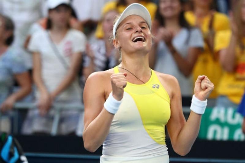 Українська тенісистка вперше потрапила до топ-50 рейтингу WTA