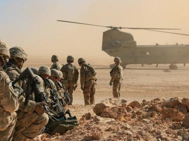 Ірак відновив антитерористичні операції спільно зі США