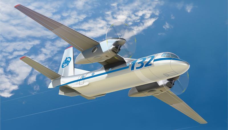 Новий український літак здійснив найдовший випробувальний переліт (відео)