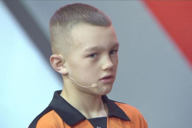 9-річний українець збирається встановити світовий рекорд