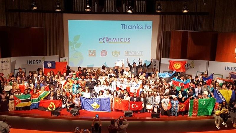 Українська школярка представила в Нідерландах свою екоідею