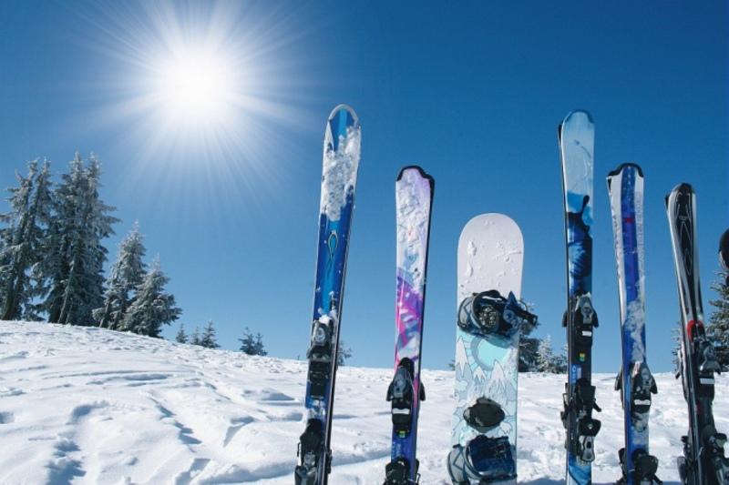 Україна стала лідером з експорту лиж і сноубордів до ЄС