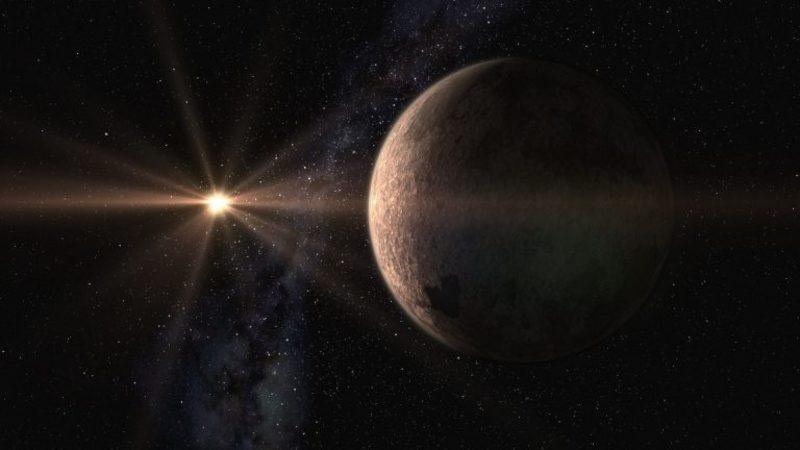 Астрономи виявили біля Сонця нову величезну планету