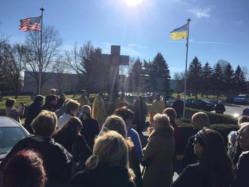 Українці Чикаго вшанували пам'ять жертв Голодомору