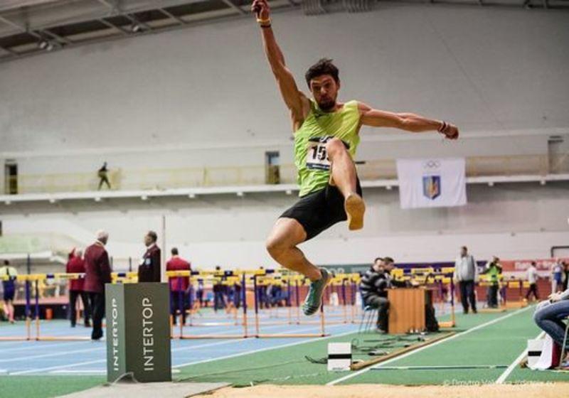 Український стрибун у довжину тріумфував на змаганнях в Чехії