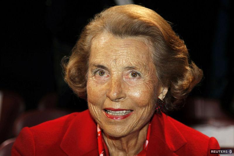 Померла найбагатша жінка усвіті