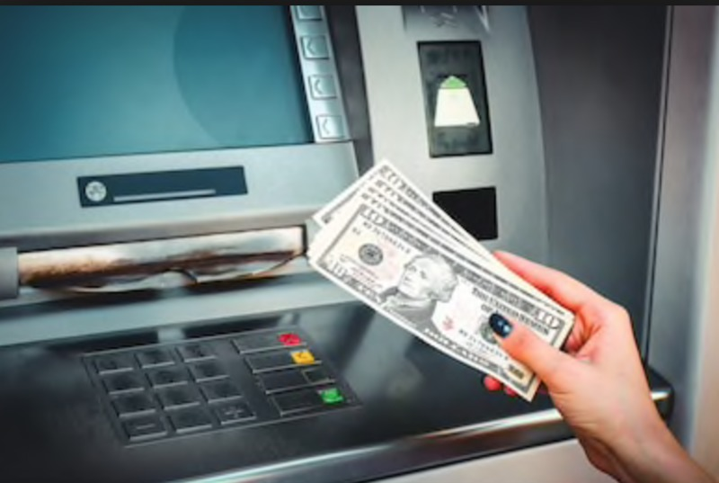 Ukrainian ATMs will be offering US dollars and euros in February