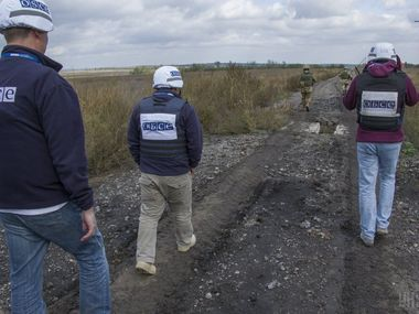 OSCE warns of risk of escalating conflict in E. Ukraine