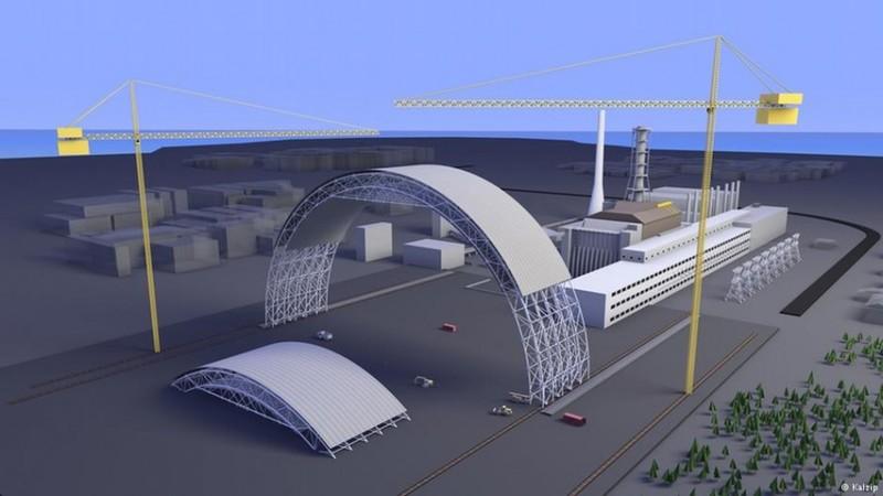 ЄБРР має намір виділити 350 млн євро на будівництво укриття над ЧАЕС