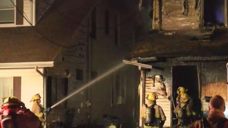 Пожежа у дитсадку США забрала життя п'ятьох дітей: відео, фото