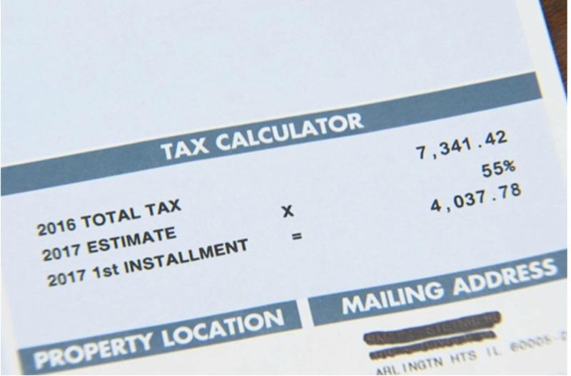 Тисячі домовласників Cook County отримають повернення податку на майно