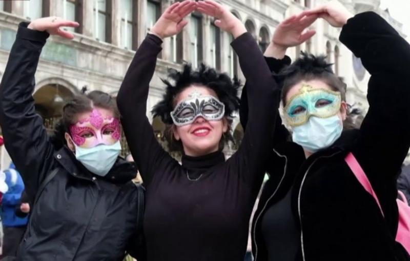 Через коронавірус у Венеції скасували карнавал