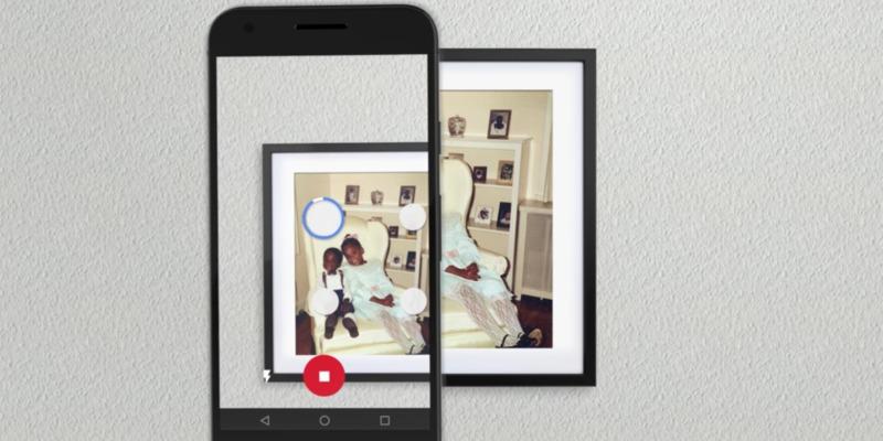 """Google випустив додаток для """"сканування"""" старих знімків"""