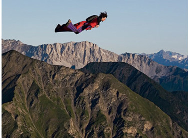 Екстремал Дін Поттер загинув під час BASE стрибка в парку Йосеміті