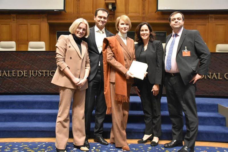 Міжнародний суд ООН виніс рішення на користь України у справі проти Росії