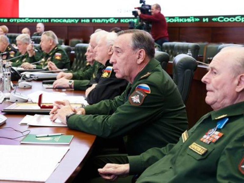 США відмовили у візах делегації Генштабу ЗС Рос