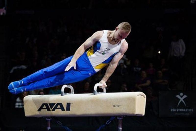 Українець виборов медаль на етапі Кубка світу в Чикаго