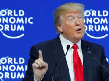 Трамп: «Америка процвітає і перемагає як ніколи»