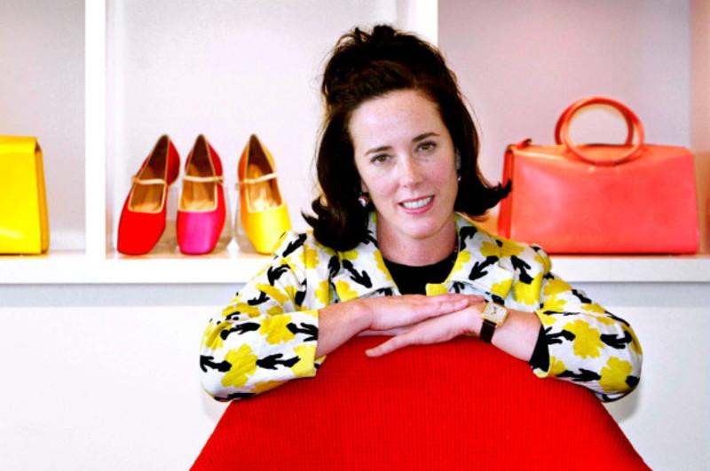 Відома дизайнерка Кейт Спейд покінчила із життям самогубством