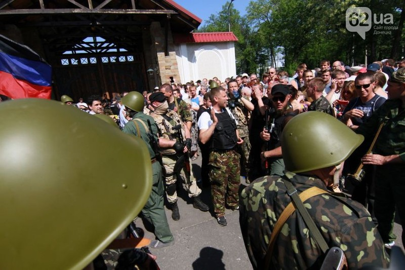 Резиденція Ахметова залишається найбезпечнішим місцем у Донецьку, бо його охороняють бойовики ДНР