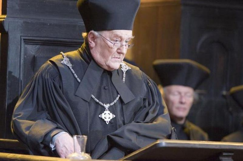 Помер актор з фільмів про Гаррі Поттера