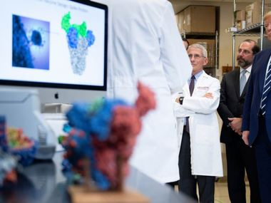 У США розпочали клінічні випробування гідроксихлорохіну для лікування коронавірусу