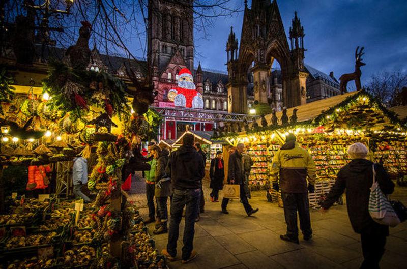 У Лондоні відбудеться український Різдвяний ярмарок