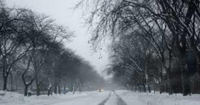 В північному регіоні Іллінойсу випаде сніг вже сьогодні