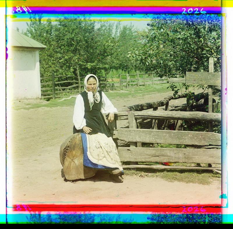 В архівах Бібліотеки Конгресу США знайшли унікальні фото України