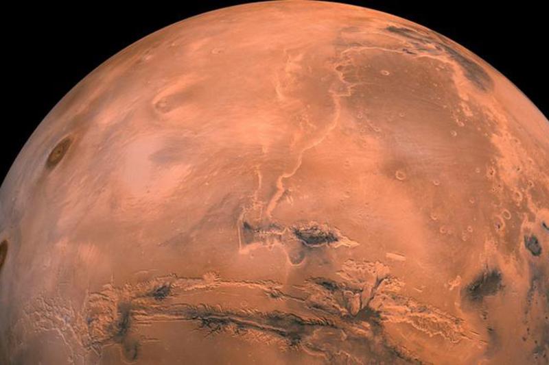 В Adler Planetarium можна поспостерігати за зближенням Землі з Марсом