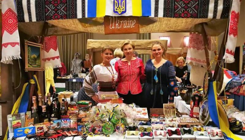 Україну представили на дипломатичному ярмарку в Угорщині
