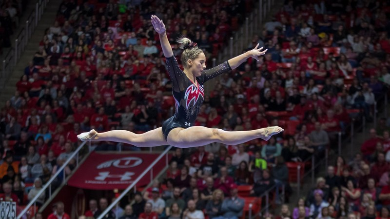 Американська гімнастка виступила під пісню Руслани Лижичко на Gymnastics Championsips у США