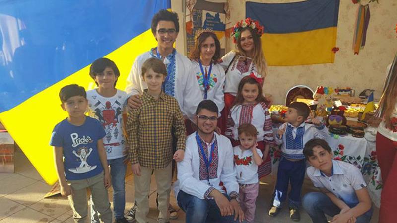 Україну представили на міжнародній виставці в Йорданії