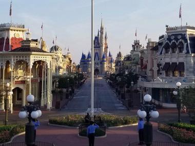 Парк розваг Disney World у Флориді відновить роботу в липні