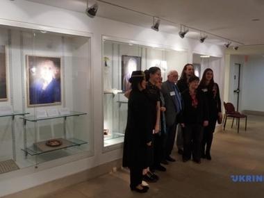 У Нью-Йорку відкрилася виставка до 75-ї річниці депортації кримських татар
