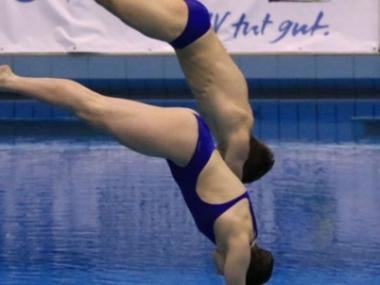 Українці здобули чотири нагороди на етапі Гран-прі зі стрибків у воду