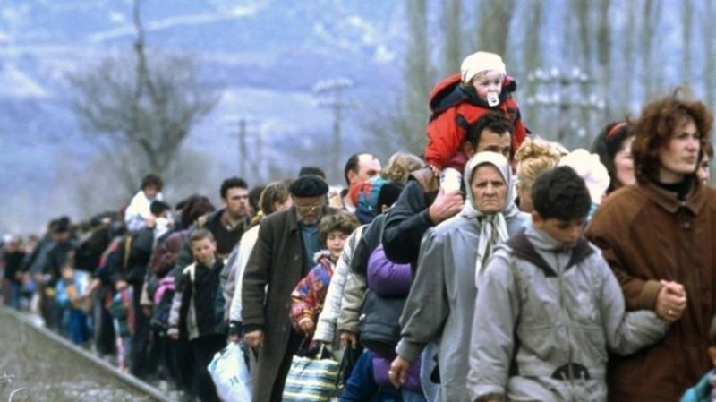 Україна увійшла до десятки країн за кількістю переселенців