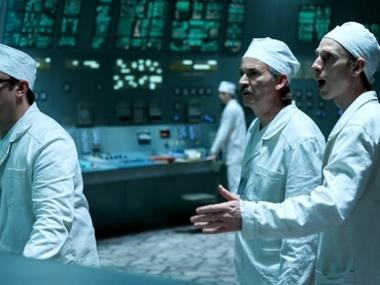 The Washington Post написала про серіал «Чорнобиль» від HBO