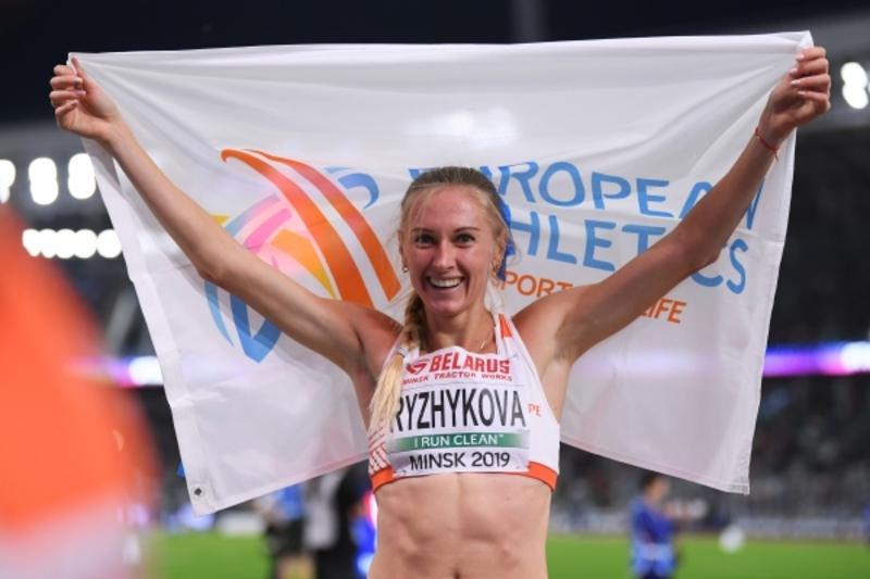 Українки тріумфували у складі переможців легкоатлетичного матчу Європа – США