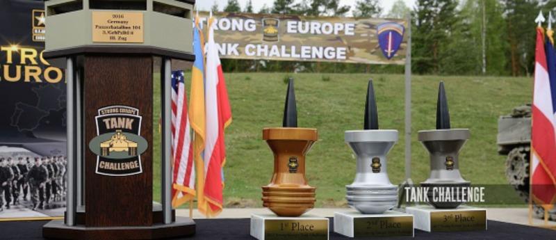На Strong Europe Tank Challenge 2018 українські танкісти поїдуть у новому спорядженні